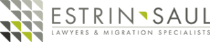 Estrin Saul Lawyers logo