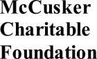 McCusker Charitable Foundation logo