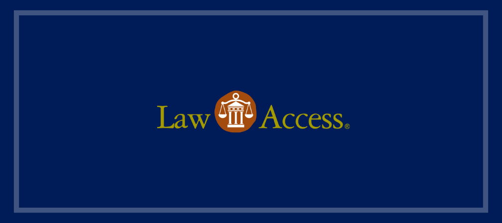 2019 Law Access Thank You Drinks